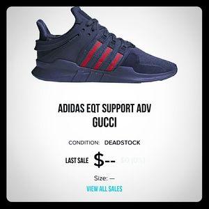 adidas Shoes | Adidas Eqt Support Gucci
